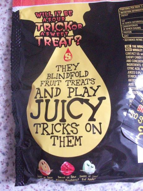 Starburst Trick or Treat? Scare Edition (Halloween 2014) - Review