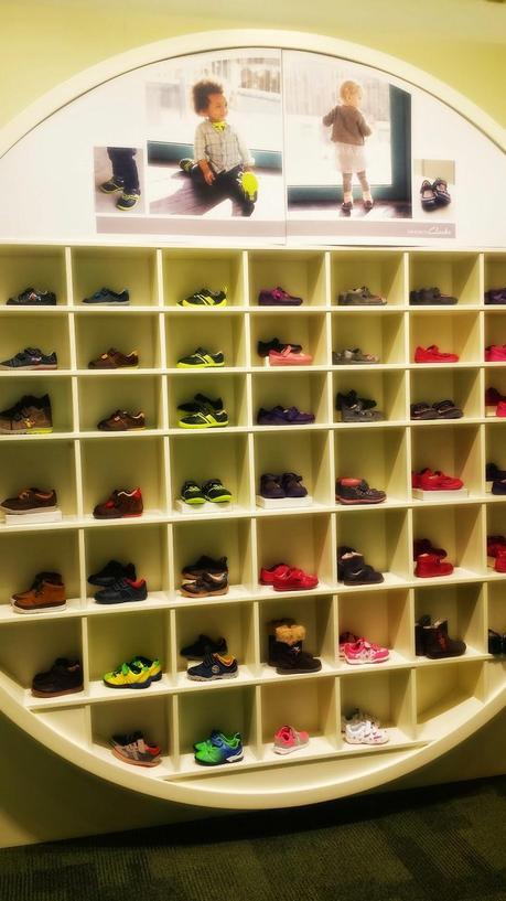 Clarks Shoe Shop