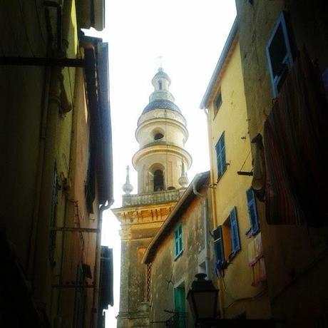 Travel : Menton, France