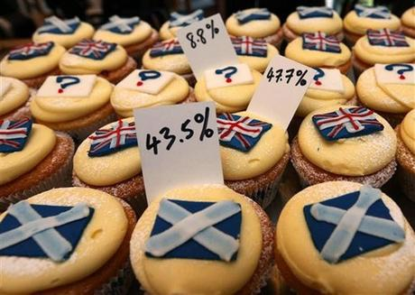 Scotland is Cuckoo for Cupcakes