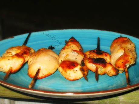 Garlic and Herb Chicken