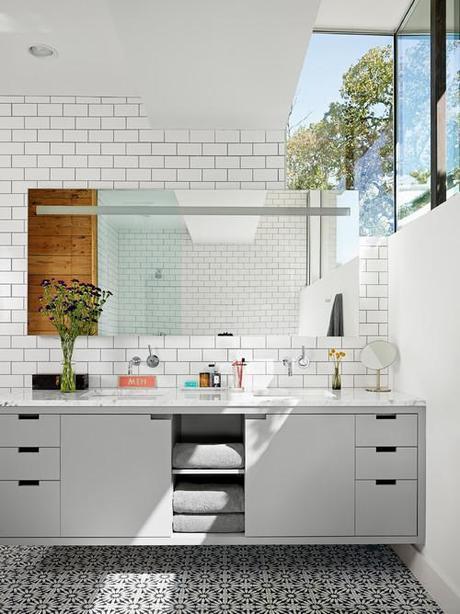 Sleek Bathrooms