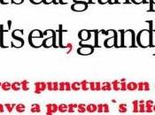 It's National Punctuation Day! Let's Celebrate.