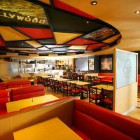 FATBURGER - Interiors