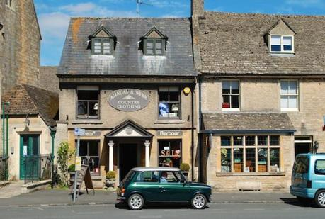Town Centre - Stow-on-the-Wold - The Cotswolds - England