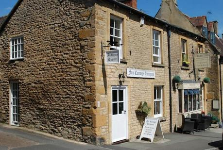 Antiques Centre - Stow-on-the-Wold - England