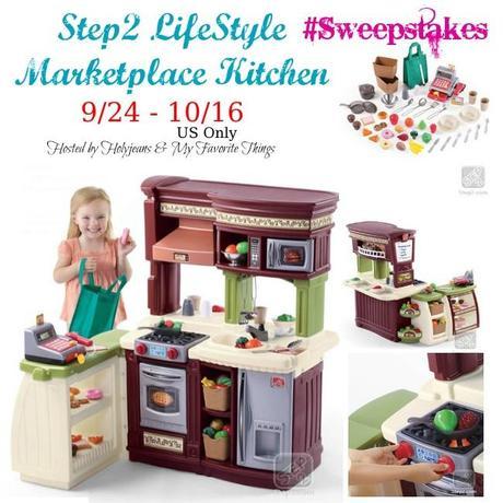 Step2 Kitchen Giveaway for September