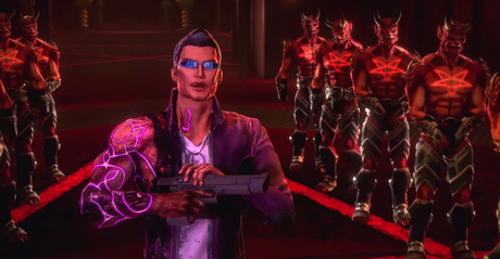 Here's 5 minutes of Saints Row Gat out of Hell gameplay