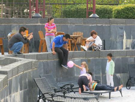 Making friends in China | Mint Mocha Musings