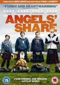 Cover art of Angels' Share