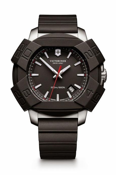 I.N.O.X. Victorinox Swiss Army Timepiece 130th Year Celebration