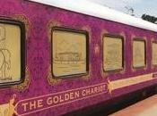 Luxury Train Golden Chariot Stoned ..........