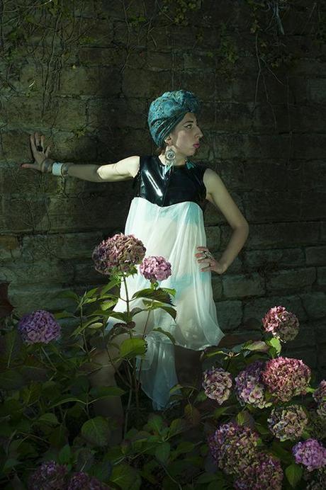 Photo by Rhonda Moodley. Dress by Laura Moodley xoxo LLM