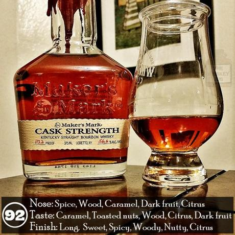 Makers Mark Cask Strength Review