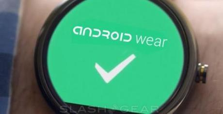 Android Wear-Sharing Information That Moves With You
