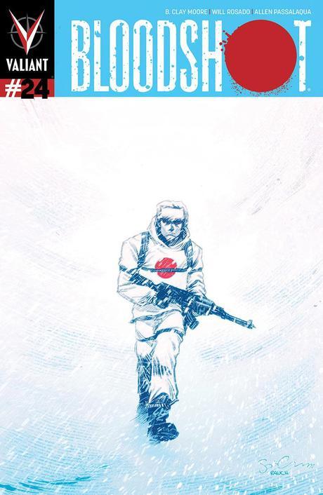 Valiant Previews: ARMOR HUNTERS | BLOODSHOT