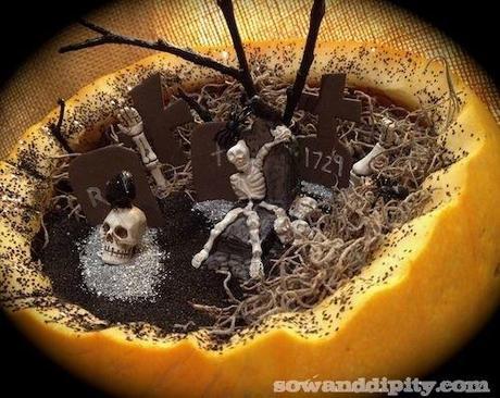 Halloween Mini Garden (6)