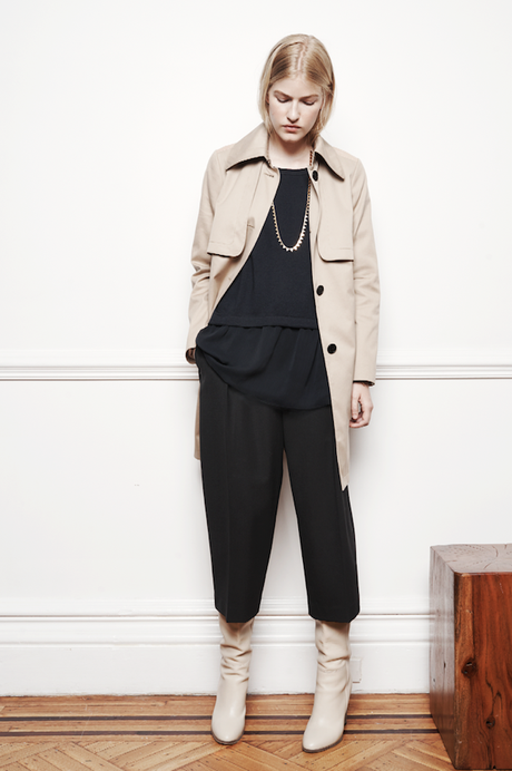 Club Monaco Fall 2014 Look Book