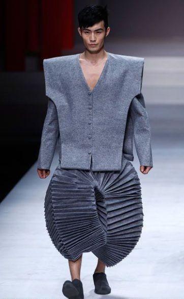 Weird fashion
