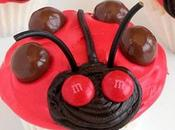 Designs Recipes Ladybird Cupcakes