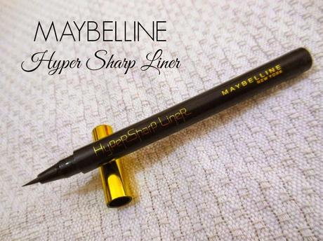 8 Ways of Dressing Up your Eyes using Maybelline Hyper Sharp Liner