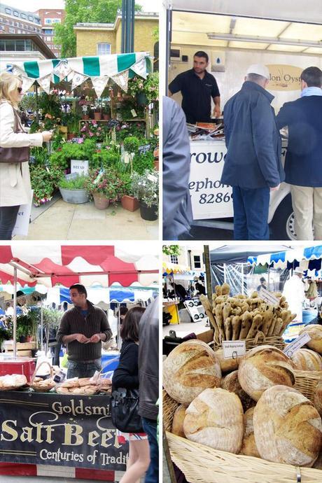 Duke of York food market