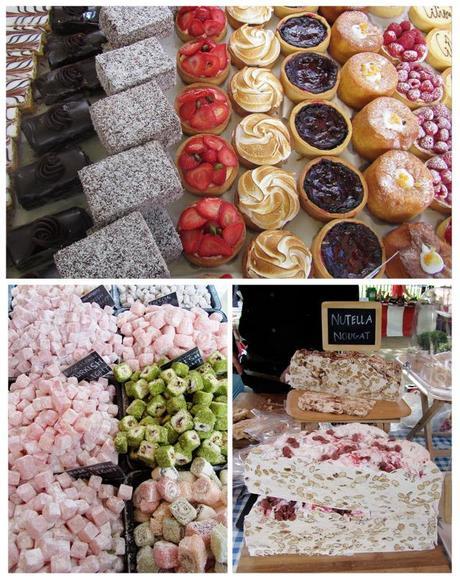 london food market