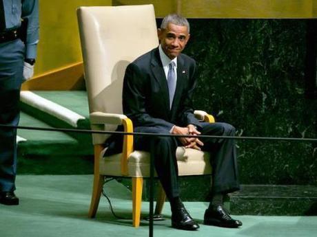 O's UN chair