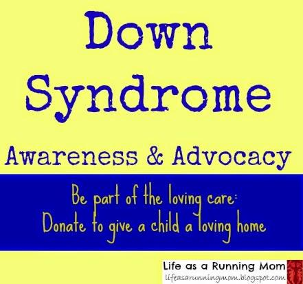 Down Syndrome: Raising Awareness and more!