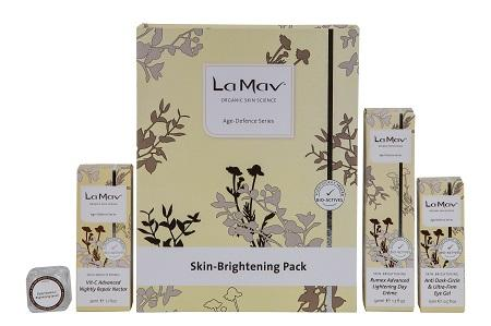La Mav Skin Brightening Packs