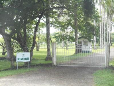 Belize House, Belmopan.