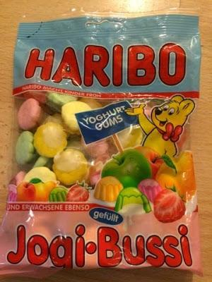 Today's Review: Haribo Jogi-Bussi