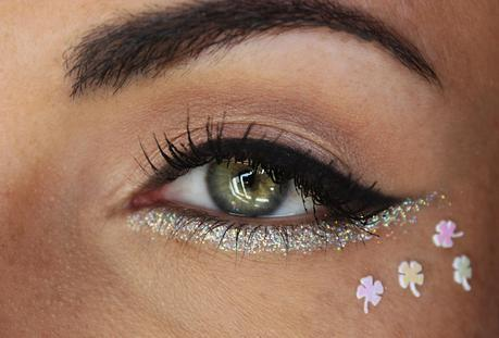 Lily Allen - As Long As I Got You Inspired Makeup Look