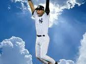 Report: Derek Jeter Ascend into Heaven After Final Game