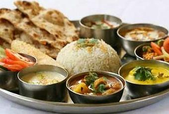 indian healthy diet plan for weight gain