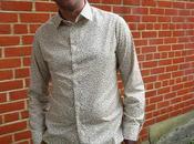 Sewing Man. Burda 7045 Shirt.