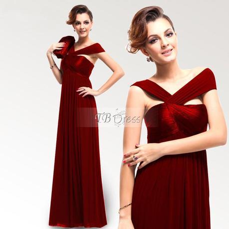 Bridesmaids Dresses Red Tbdress