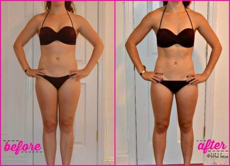 12 Weeks to a Fit Physique Results via Fitful Focus