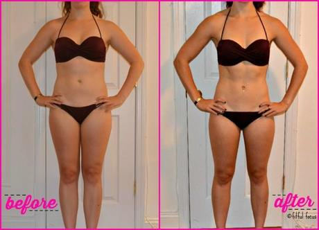 12 Weeks to a Fit Physique Results - Paperblog