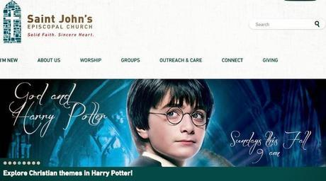 University of New Mexico's 'sex week; Church teaches Harry Potter