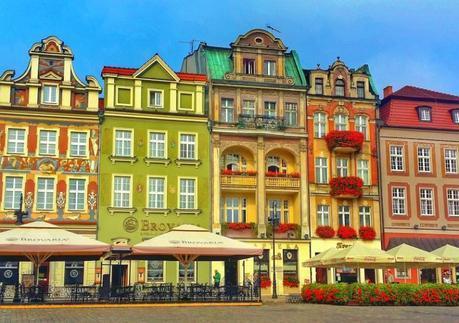 Poznan Old Market Square
