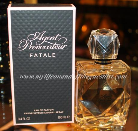 Favori Scent of Seduction: Agent Provocateur Launches Fatale Eau De  UZ67