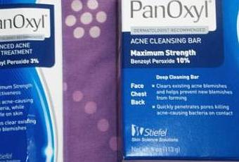 Review Panoxyl Acne Cleansing Bar Advanced Spot Treatment Paperblog
