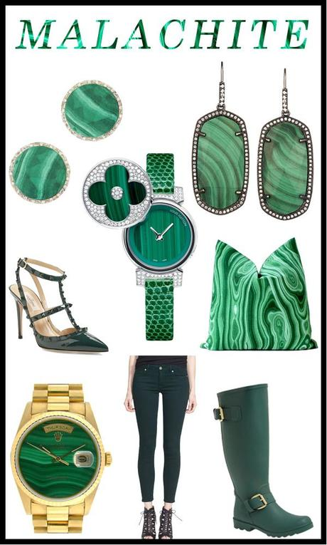 Malachite Jewelry & Accessories