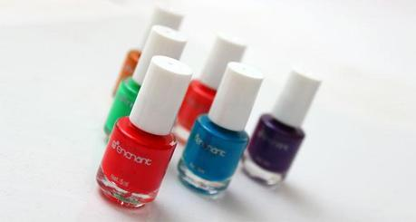 Must Have Nail Colours This Season