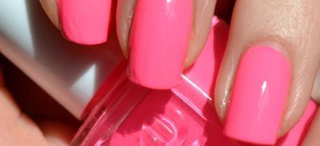 pretty pinks nail polish