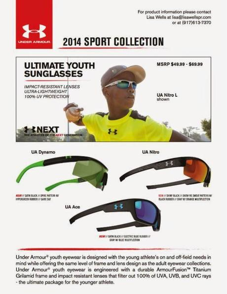 3eb2b22e87 Under Armour Performance Youth Sunglasses ~ They re Not Just for Summer!