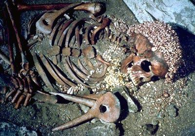 What did prehistoric people wear?