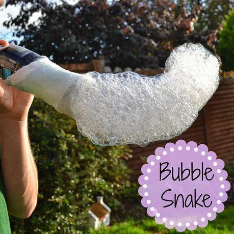 Day 3: Bubble Snake