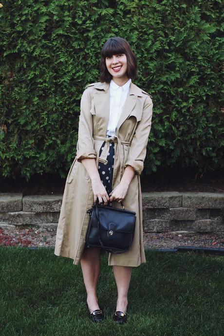 polka-dot-skirt-outfits